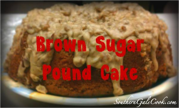 Honey Pound Cake Country Living