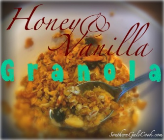 Honey & Vanilla Granola
