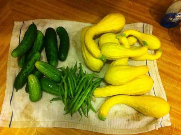 Tangi veggies