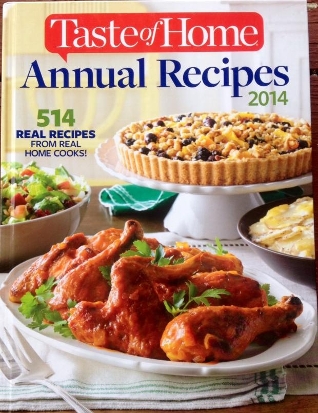 cookbook ar